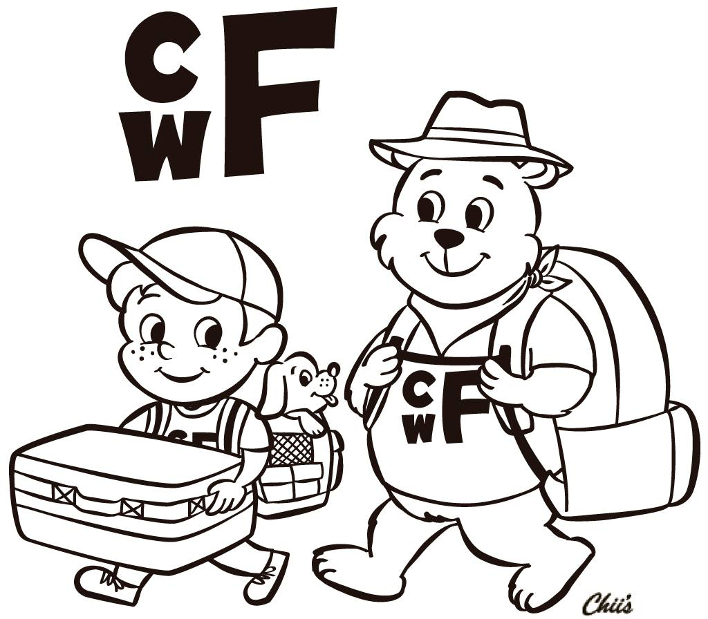 CWF PROUDLY MADE IN JAPAN